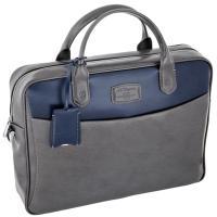 Двухцветная сумка для ноутбука S.T.Dupont Line D, фото