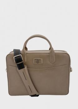Мужской портфель S.T.Dupont из кожи, фото