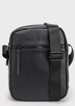 Прямоугольная сумка Bikkembergs с карманом на молнии, фото
