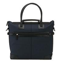 Мужская сумка S.T.Dupont Defi синего цвета, фото