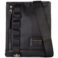 Мужская сумка Versace Jeans Couture черного цвета, фото