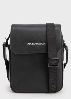 Сумка Emporio Armani черного цвета для мужчин, фото