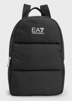 Текстильный стеганый рюкзак Emporio Armani , фото