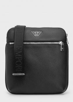 Мужская сумка Emporio Armani из экокожи, фото