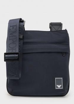 Мужская сумка Emporio Armani Travel Essentials через плечо, фото