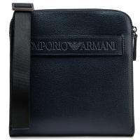 Темно-синяя сумка Emporio Armani, фото