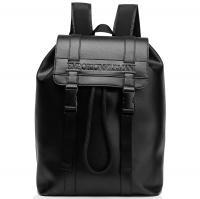 Мужской рюкзак Emporio Armani черного цвета, фото