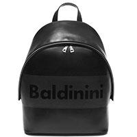 Большой рюкзак Baldinini Kevin с фирменной надписью, фото
