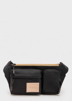 Поясная сумка Hugo Boss Hugo с накладными карманами, фото