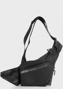 Мужская сумка Hugo Boss с поясом, фото
