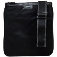 Черная сумка Hugo Boss из текстиля, фото