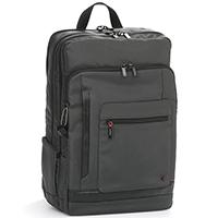Темно-серый рюкзак Hedgren Zeppelin Revised прямоугольной формы, фото