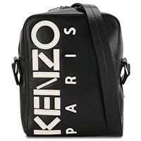 Мужская сумка Kenzo черного цвета, фото