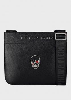 Мужская сумка Philipp Plein с черепом, фото