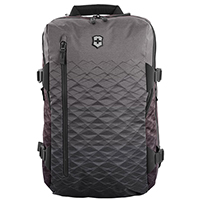 Серый рюкзак Victorinox Vx Touring Laptop Backpack, фото