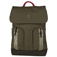 Зеленый рюкзак Victorinox Altmont Classic Flapover Laptop, фото