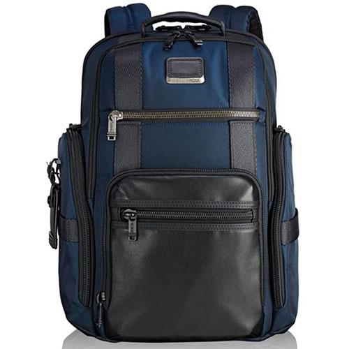 Синий рюкзак Tumi Alpha Bravo Sheppard, фото