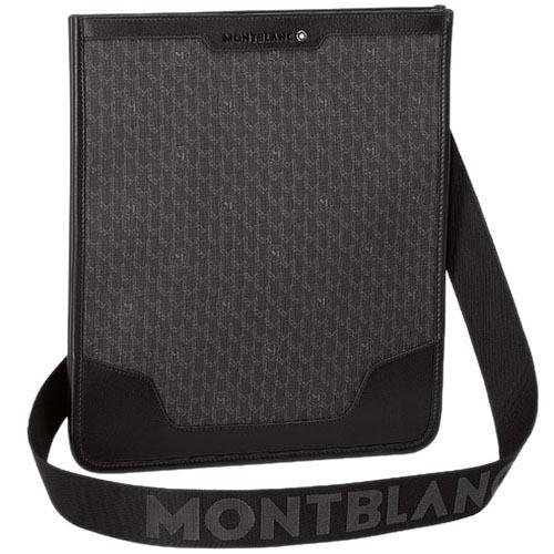 Плоская прочная сумка Montblanc NightFlight Signature, фото