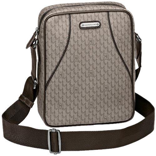 Мужская наплечная сумка Montblanc North South из прочного материала, фото
