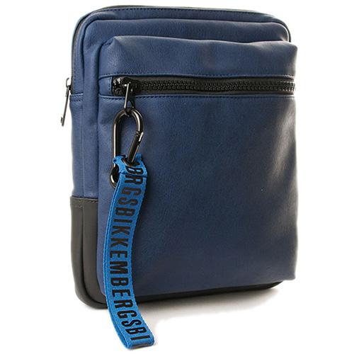 Мужская сумка Bikkembergs на регулируемом плечевом ремне, фото