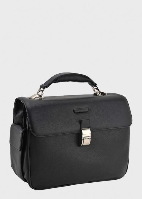 Компактный портфель Piquadro на 2 отделения с отделением для ноутбука Modus, фото