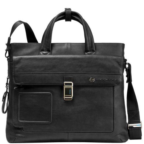 Двуручная сумка для ноутбука Piquadro Vibe, фото