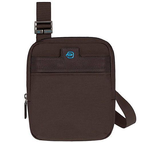 Маленькая сумка Piquadro Signo кориневаяна ремне, фото