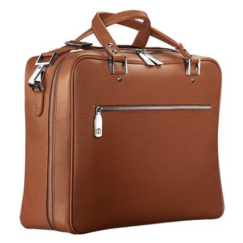 Мягкий портфель с наплечным ремнем Davidoff Very Zino 10332, фото