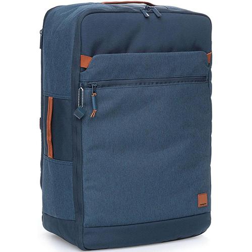 Синий рюкзак-чемодан Hedgren Escapade большого размера, фото