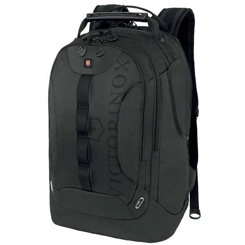 Рюкзак черного цвета Victorinox Vx Sport Trooper, фото