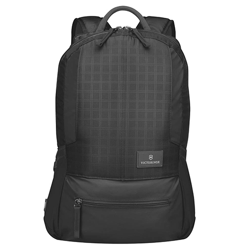 Рюкзак черного цвета Victorinox Altmont 3.0 Laptop из текстиля, фото