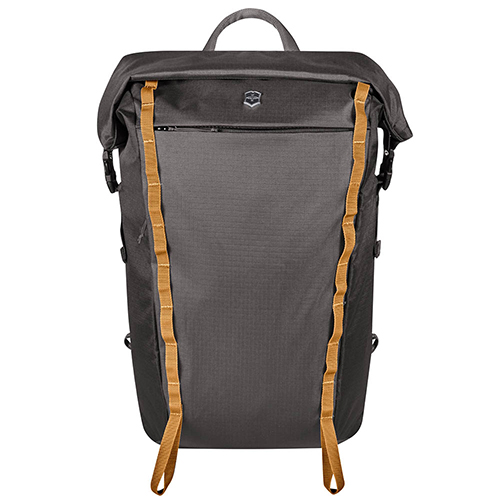 Рюкзак Victorinox Altmont Active Rolltop Laptop серого цвета из текстиля, фото
