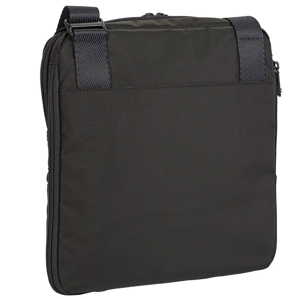 Черная сумка Tumi Alpha Bravo Arnold с клапаном