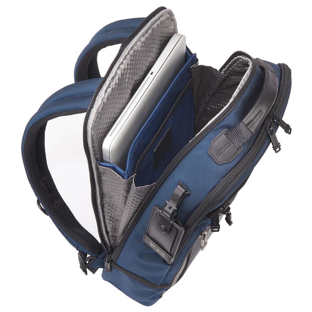 Рюкзак Tumi Alpha Bravo Davis синего цвета