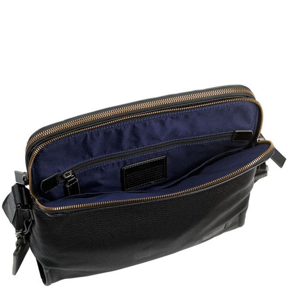 Черная сумка Tumi Harrison Stratton Crossbody на молнии