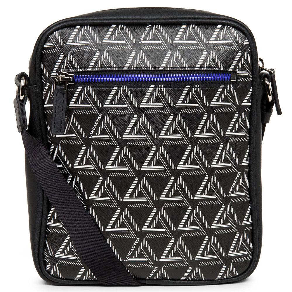 Черная сумка Lancaster Ikon V2 прямоугольной формы