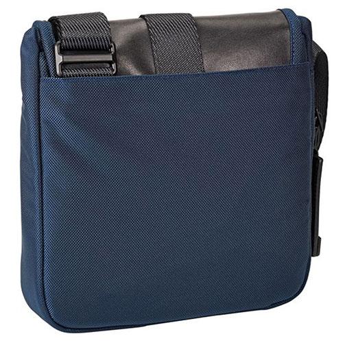 Плечевая сумка Tumi Alpha Bravo Barton синяя, фото
