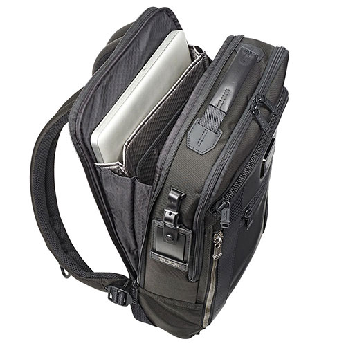 Рюкзак Tumi Alpha Bravo Davis из нейлона, фото