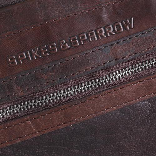 Сумка для ноутбука Spikes&Sparrow коричневого цвета, фото