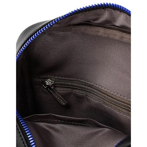 Черная сумка Lancaster Ikon V2 прямоугольной формы, фото