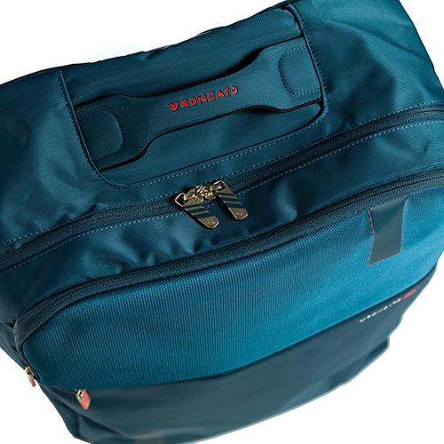 Городской рюкзак для мужчин Roncato Speed синего цвета, фото