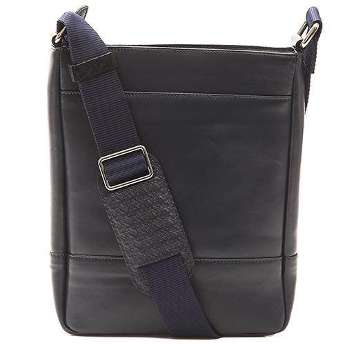 Мужская синяя сумка Billionaire, фото