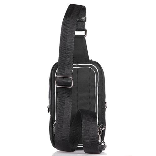Черная сумка Dolce&Gabbana через плечо, фото