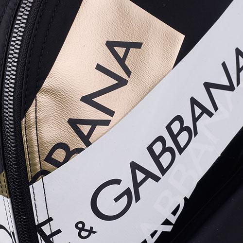 Рюкзак Dolce&Gabbana с лого-принтом, фото