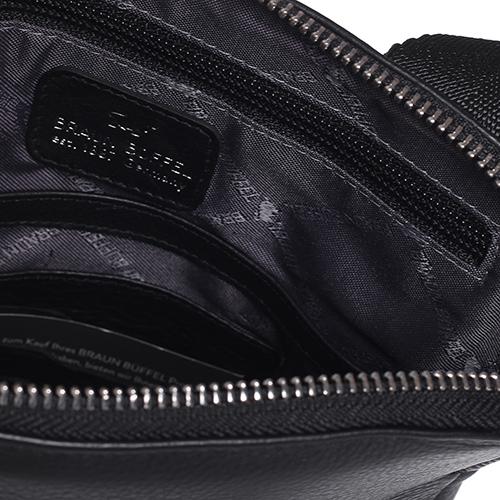 Черная сумка Braun Bueffel Golf на молнии, фото