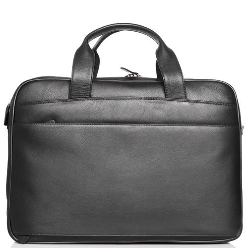 Черный портфель Braun Bueffe Golf прямоугольной формы, фото