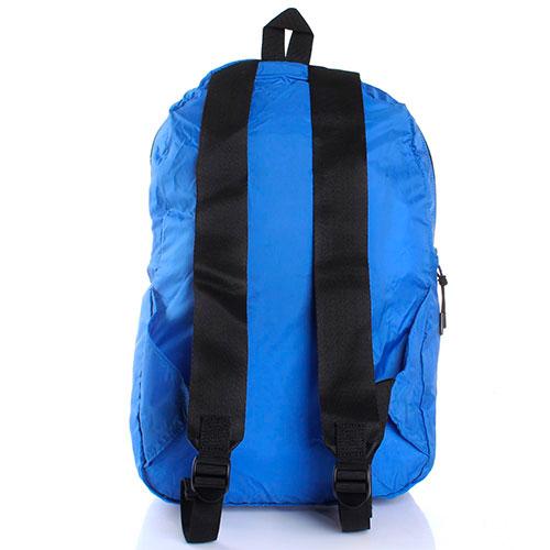 Текстильный спортивный рюкзак Armani Jeans синего цвета, фото