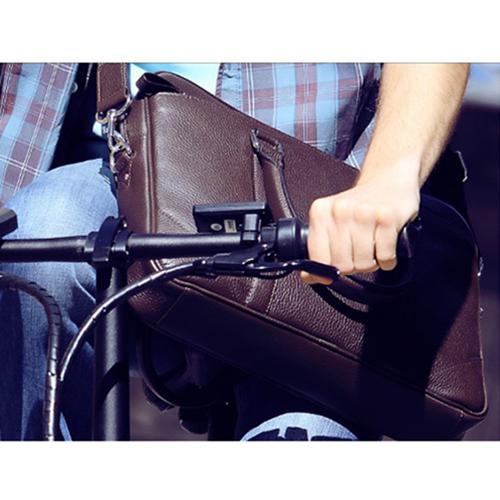 Коричневая сумка Amo Accessori Comfort прямоугольной формы, фото
