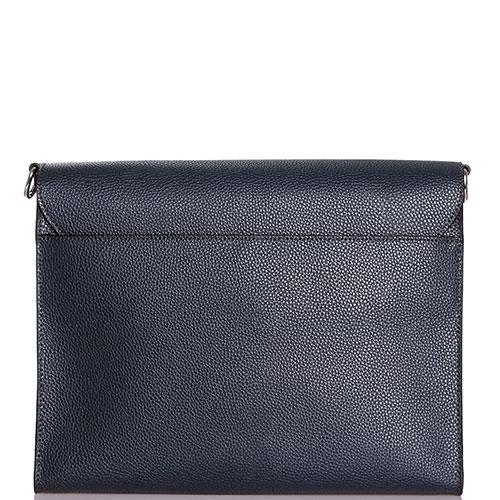Мужская сумка Baldinini Brian темно-синего цвета, фото