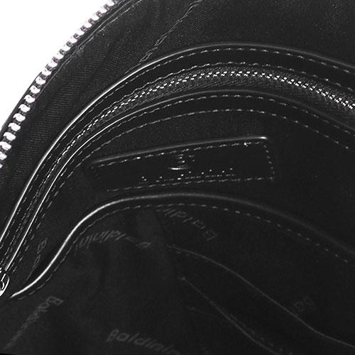 Черная сумка Baldinini Kevin прямоугольной формы, фото